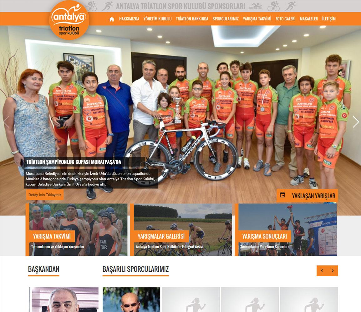Antalya Triatlon Spor Kulübü