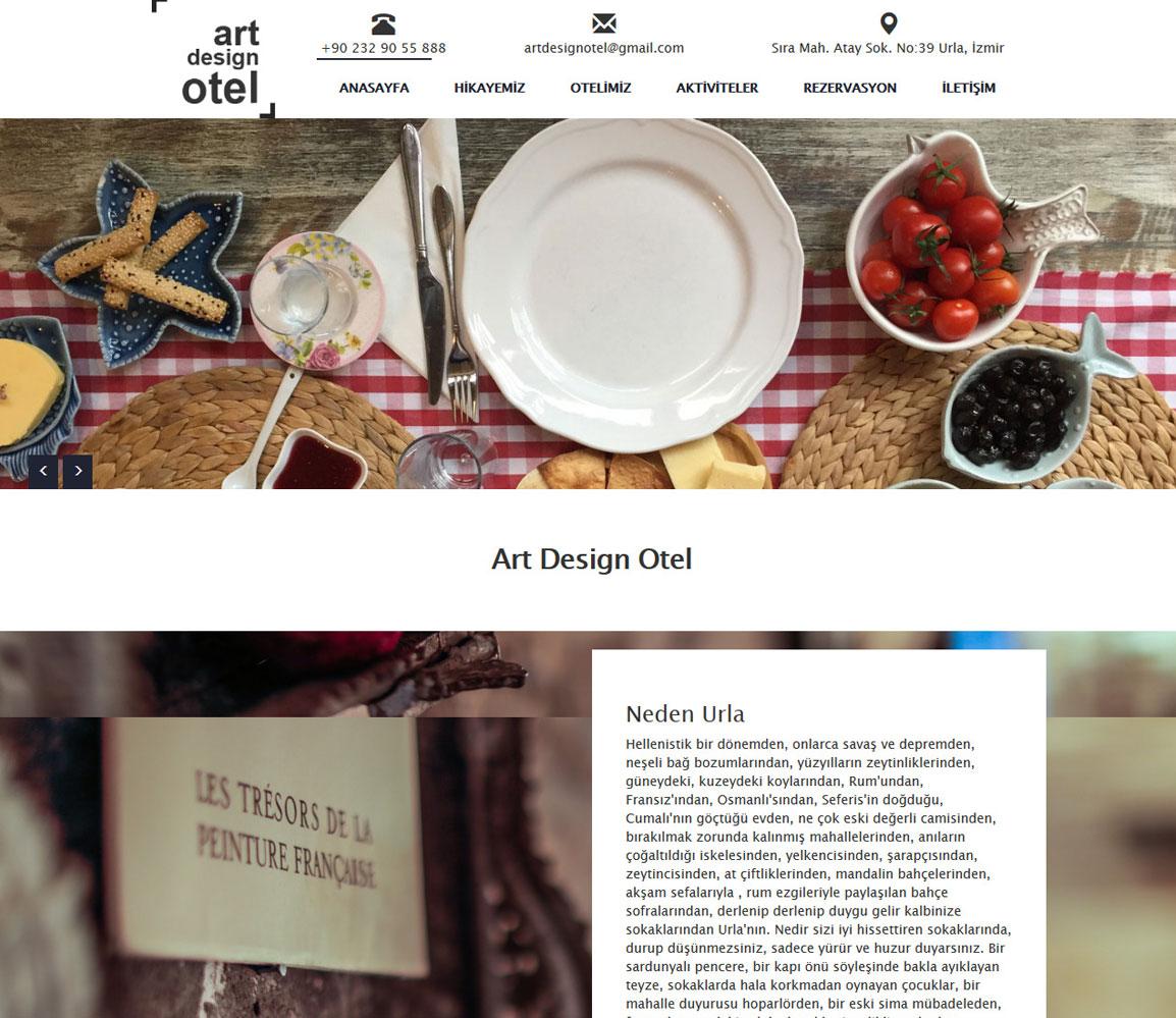 Art Design Otel | İzmir Butik Otel