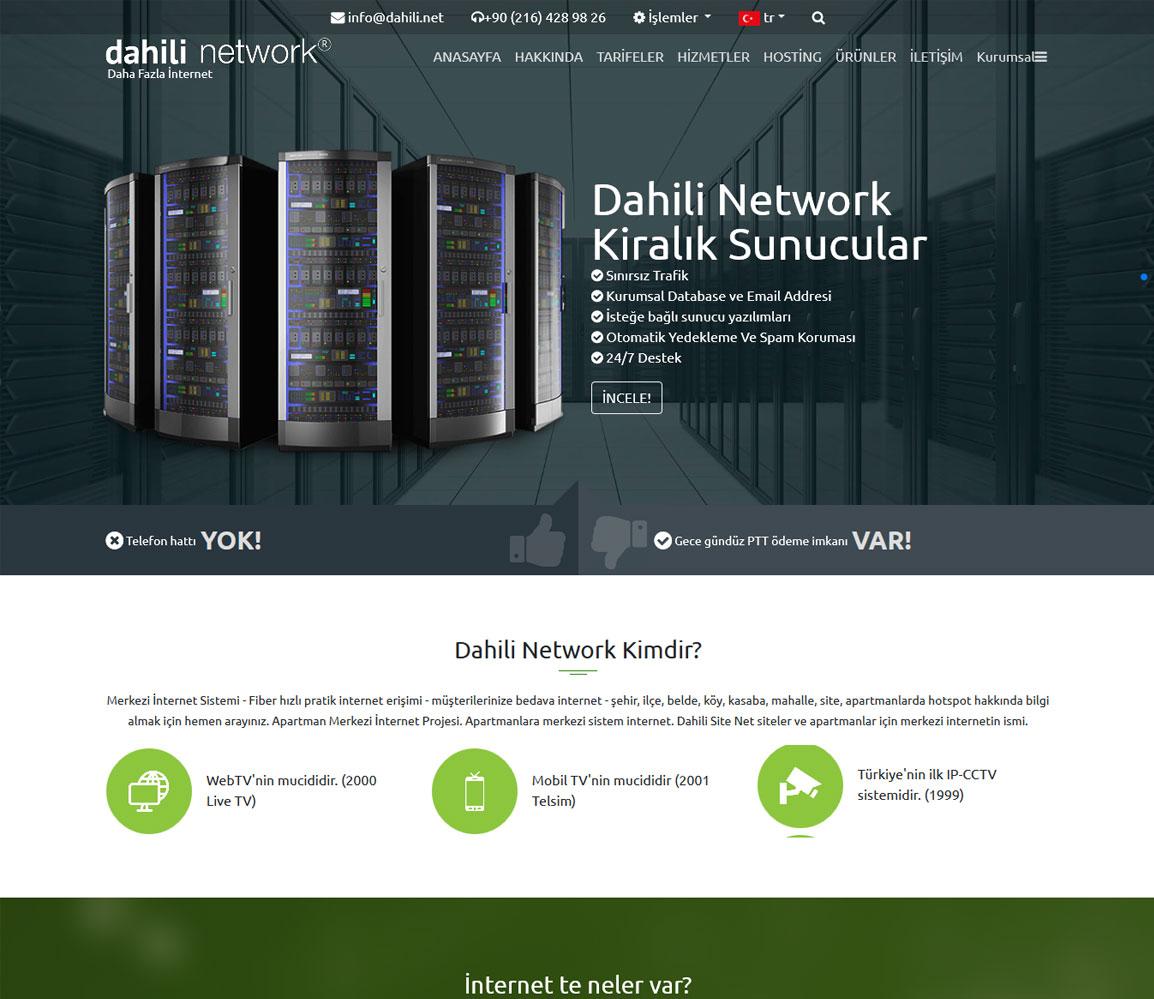 Dahili Network