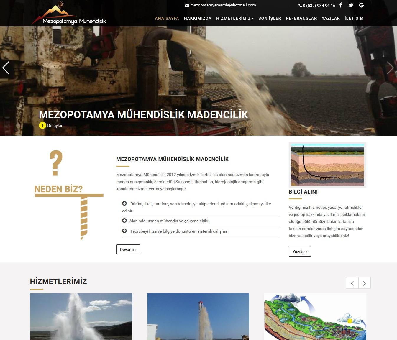 Mezopotamya Mühendislik